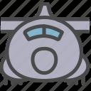 aircraft, plain, transport icon