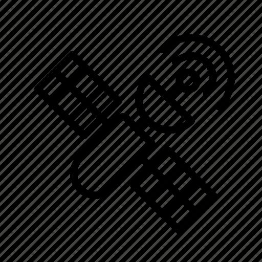 Army, satellite, war, weapon icon - Download on Iconfinder