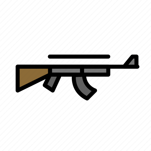 Army, rifle, war, weapon icon - Download on Iconfinder