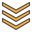 rank, shoulder, straps, military