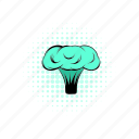 bomb, cloud, comics, energy, explosion, nuclear, war icon