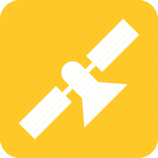 earth, navigation, orbiting, satellite, space, station, technology icon