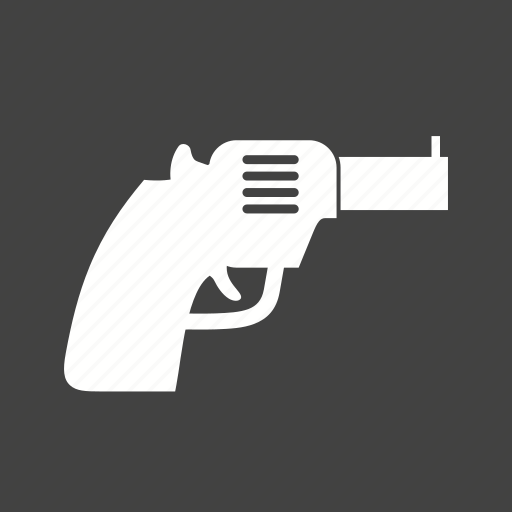 danger, gun, handgun, old, pistol, revolver, wild icon