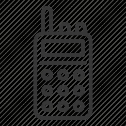 army, army radio, equipment, radio icon