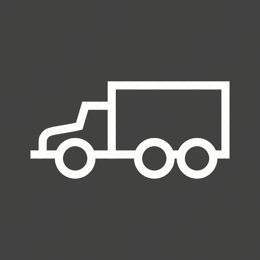 cargo, commercial, delivery, logistics, transport, transportation, truck icon