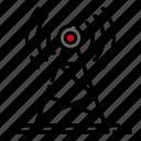 antenna, communication, military, network, radar, signal, tower