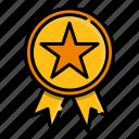 achievement, award, badge, medal, military, reward, soldier
