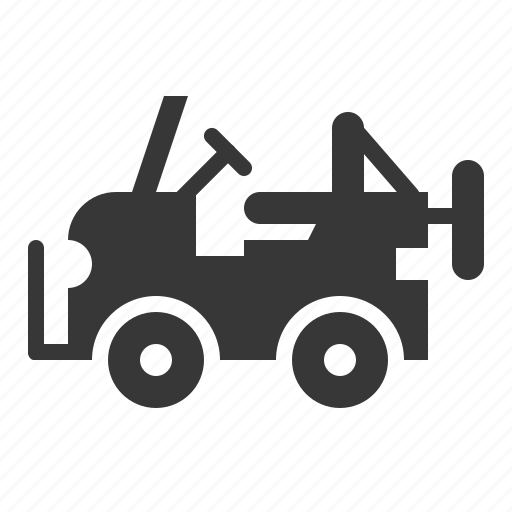 Army, car, equipment, jeep, military, vehicle icon - Download on Iconfinder