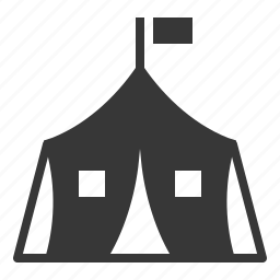 army, army tent, camp, military, tent icon