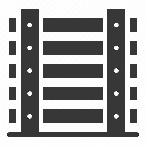 army, equipment, fence, military, wood fence, wooden fence icon
