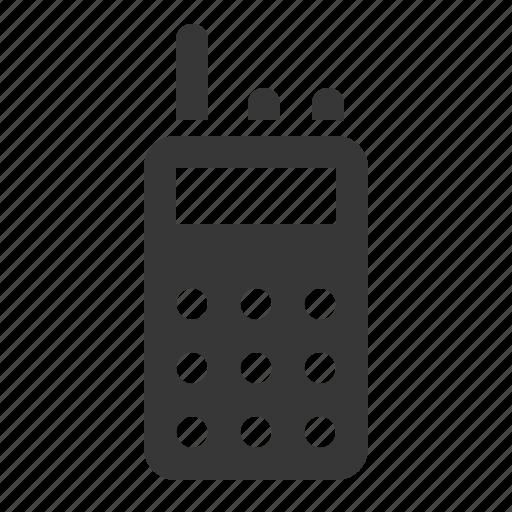 army, army radio, equipment, military, radio icon