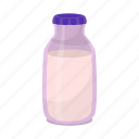 bottle, can, container, food, milk, product