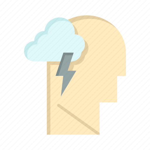 Energy, mental, mind, power icon - Download on Iconfinder