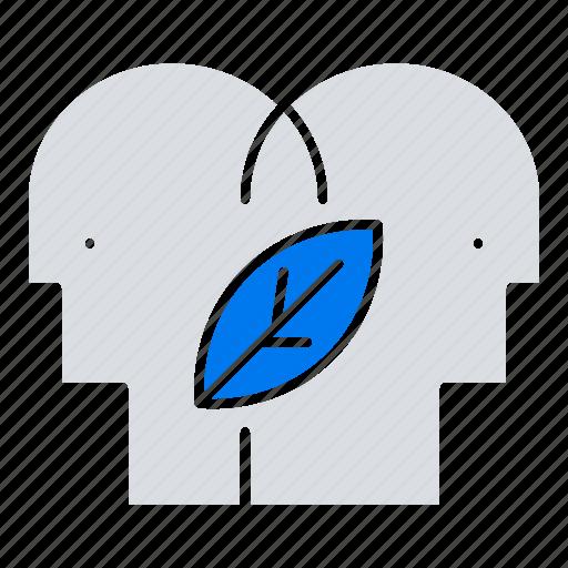 Eco, head, mind icon - Download on Iconfinder on Iconfinder
