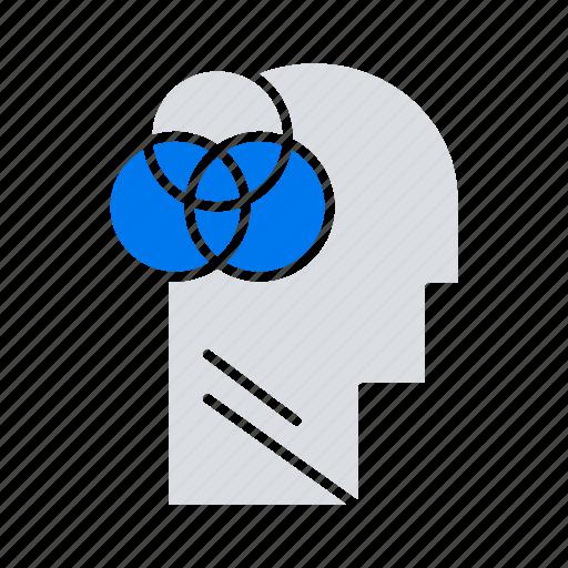 Head, human, intelligence, intelligent icon - Download on Iconfinder