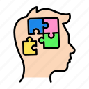 problem, puzzle, solution, solving