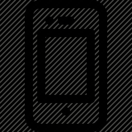 communication, multimedia, phone, smart, technology icon