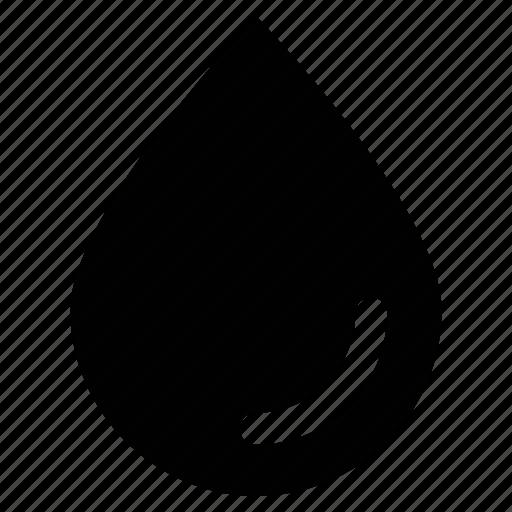 drop, drop splash, droplet, ink drop, liquid drop, water drop icon