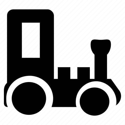 engine, locomotive, train, train engine, transport icon