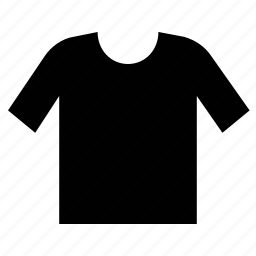 cloth, clothing, garment, shirt, tee icon