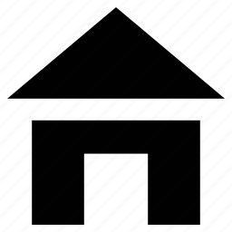 home, hut, shack, web home, webpage home icon