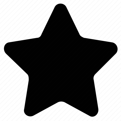 Favorite, five pointing, like, shape, star icon - Download on Iconfinder