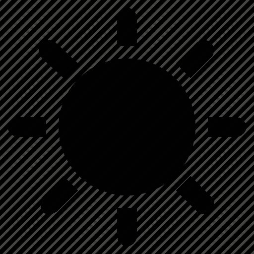 bright, brightness, daylight, light, power, sun, sunny day icon