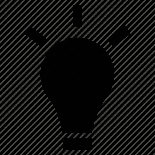 bulb, concept, creativity, idea, imagination, light, light bulb icon