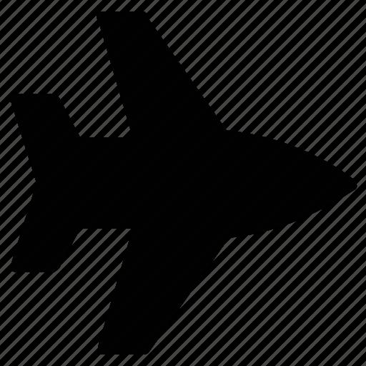 aeroplane, airbus, airliner, airplane, flight, plane icon