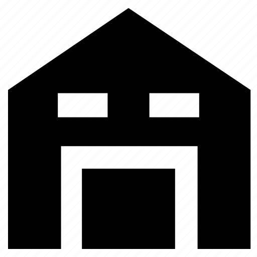 Secure storage, storage, storage garage, storage garage unit, storage unit, storage warehouse icon - Download on Iconfinder