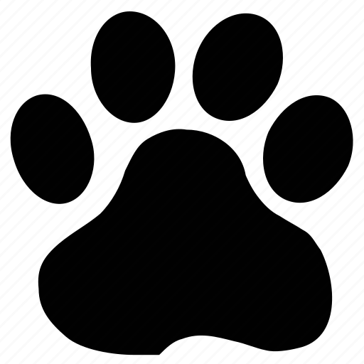 Claw, dog paw, forefoot, paw, paw print icon - Download on Iconfinder