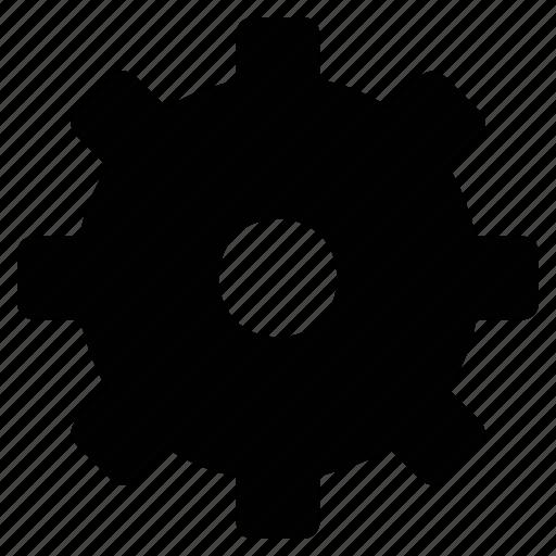 Cog, cogwheel, gear, gear wheel, pinion, setting icon - Download on Iconfinder