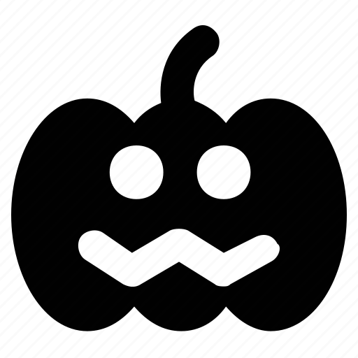 Evil, halloween, horrible, pumpkin, scary icon - Download on Iconfinder