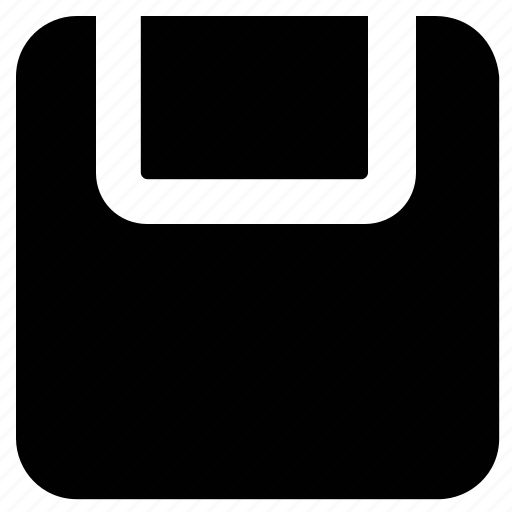 Diskette, floppy, floppy disk, floppy drive, storage icon - Download on Iconfinder
