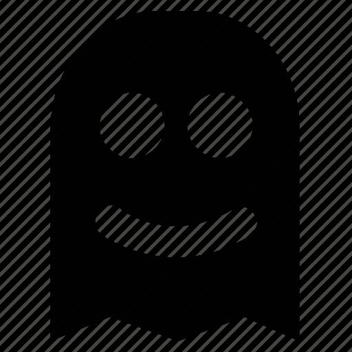 creepy, evil spirit, ghost, halloween, scary icon