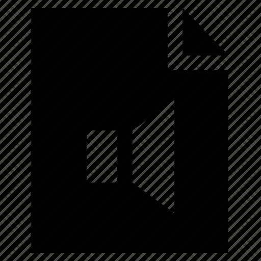 audio, sound, speaker, speaker sign, volume on page icon