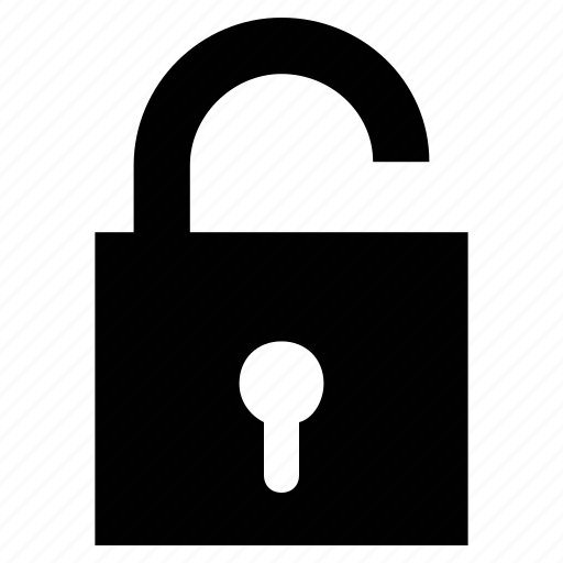 access, open, open lock, padlock, password, security, unlock icon