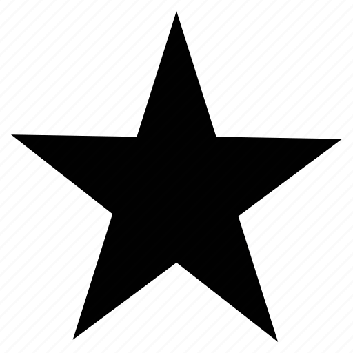 bookmark star, favourite, favourite mark, star, star rating icon