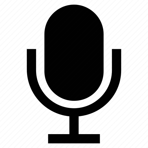 Condenser microphone, mic, radio microphone, sound, voice, voice recording icon - Download on Iconfinder