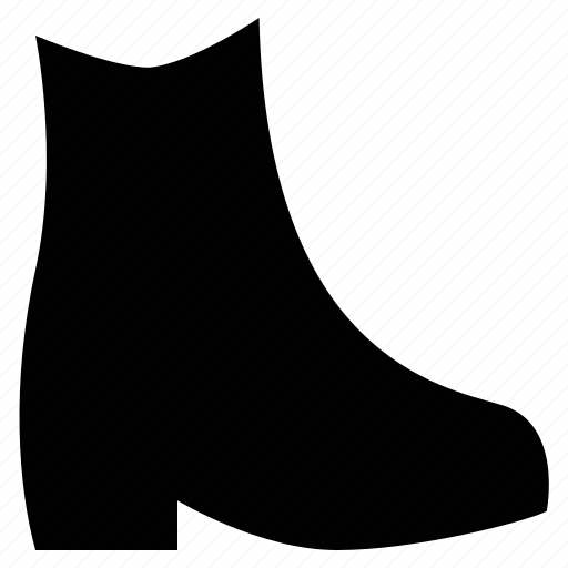 Boot, chelsea boot, footgear, footwear, shoe icon - Download on Iconfinder