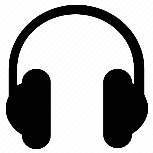 audio, earphone, headphones, headset, listening, music, sound icon