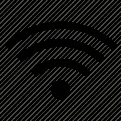 Internet, internet connectivity, wifi, wireless internet, wireless signals icon - Download on Iconfinder
