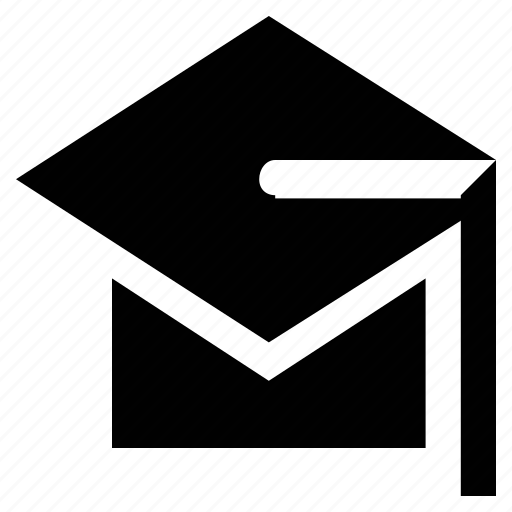 College, graduation, graduation cap, mortarboard, student cap, university icon - Download on Iconfinder