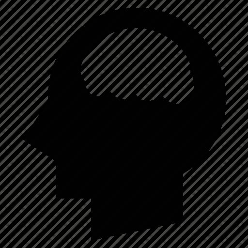 Head, human brain, idea, intelligence, neurology, thinking icon - Download on Iconfinder