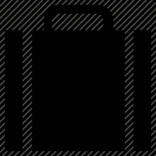 attache case, bag, baggage, luggage bag, suitcase icon