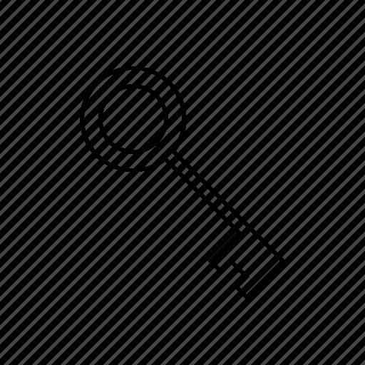 access, key, open, privileges, vip icon