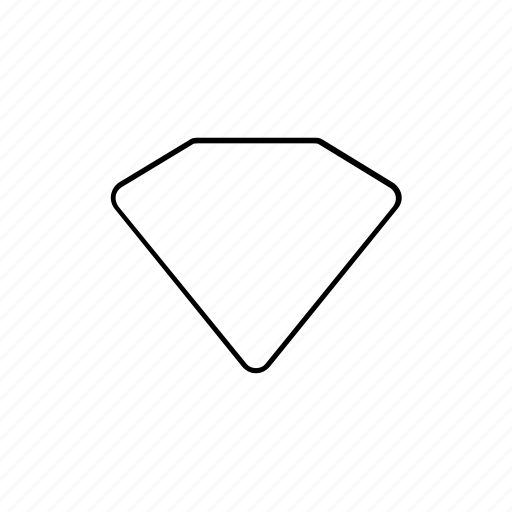 access, diamond icon