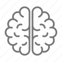 anatomy, brain, doctor, head, matter icon