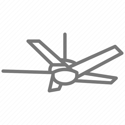 blow, ceiling, construction, cool, fan, home, rotate icon