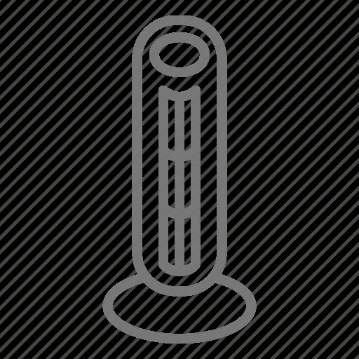 circulate, fan, home, oscillate, wind icon